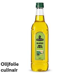 Olijfolie literfles met 50% korting @ Lidl met kortingscoupon