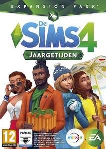 Sims 4-uitbreiding Jaargetijden