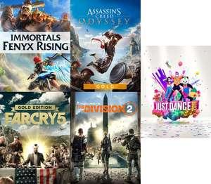 20% extra korting op games in de spring sale @ Ubisoft