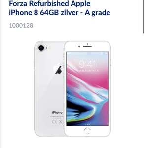 Forza Refurbished Apple iPhone 8 64GB space grey- A grade
