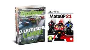 Halfjaar TopGear (6 edities) voor €49 + MotoGP 21