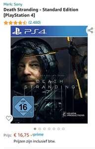 Death Stranding ( post NL )