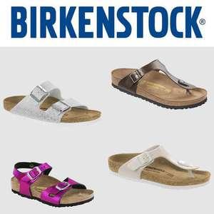 Birkenstock SALE - nu vanaf €29,95