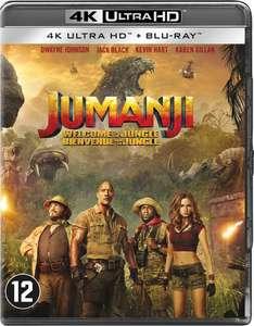 Jumanji - Welcome to the Jungle 4K UHD Blu-ray