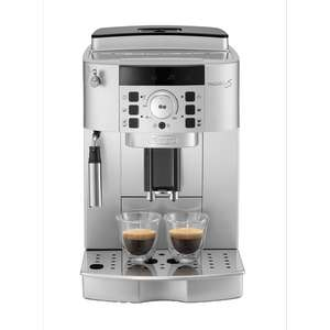 De Longhi Magnifica espressomachine s ecam 22110sb Zilver @ Dirk