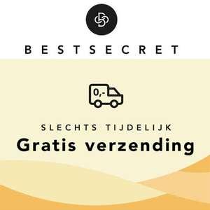 GRATIS verzending t.w.v. €5,90 bij BestSecret