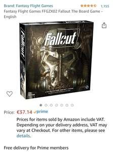 Fallout bordspel (Engels)