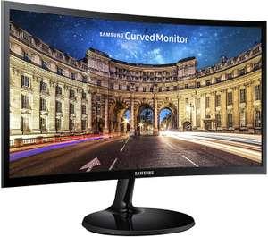 Samsung C27F398F (LC27F398FWUXEN) 68,58 cm LED Curved Monitor 1800R