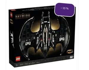 Lego Batwing 1989 76161