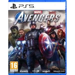 Marvel Avengers (PS5)