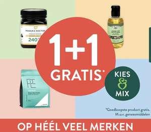 Holland & Barrett - 1 plus 1 gratis