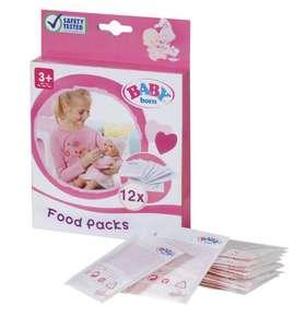Babyborn poppenvoeding