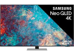 Samsung Neo QLED QE65QN85A Zwart