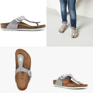 Birkenstock Gizeh meisjes slippers
