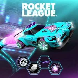 Gratis Rocket League – PlayStation Plus-Pakket