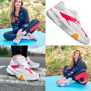 Reebok x Gigi Hadid Aztrek Double 93 Sneakers