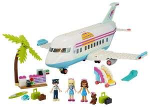 Lego friends heartlake city vliegtuig