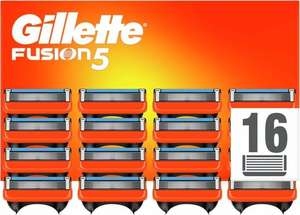 Gillette Fusion5 Scheermesjes - 16 Navulmesjes -