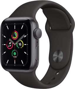 Apple Watch SE (40/44 MM) zwart, wit en roze