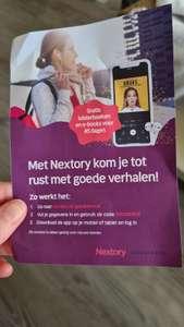 Nextory gratis voor 45 dagen