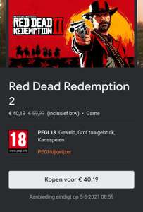 Stadia: Red Dead Redemption 2