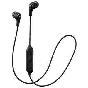 JVC draadloze hoofdtelefoon HA-FX9BT-B-E (Zwart)