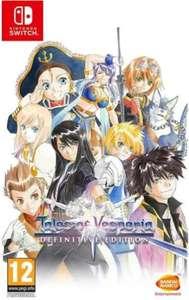 Tales of Vesperia Definitive Edition voor Nintendo Switch (Digitale versie)