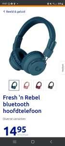Fresh 'n Rebel bluetooth Hoofdtelefoon