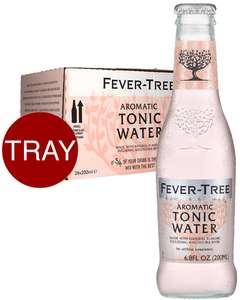 Fever Tree Aromatic Tonic 24 stuks (THT 05/2021)