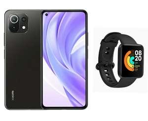 Xiaomi mi 11 lite 6GB/64GB + Mi Watch Lite @mi.com/NL