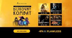 Collectie Deal. Meerdere spelletjes in de sale