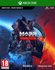 [VPN] Mass Effect: Remastered - Legendary Edition (Xbox Series S\X en Xbox One)