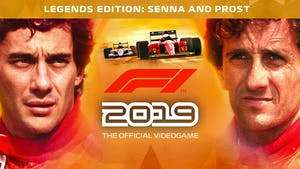 F1 2019 - Legends Edition and 6 more titles in Nitro Bundle 2
