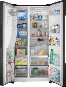 [Spotprijs] Hisense Amerikaanse koelkast