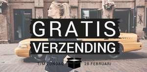 Dit weekend GRATIS verzending @ Vimodos