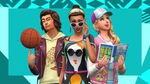 Proefversie De Sims 4 Stedelijk leven Origin PC