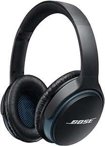 Bose SoundLink around-ear wireless headphones II zwart
