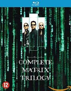 The Complete Matrix Trilogy [Blu-ray]