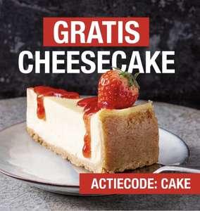 Gratis cheesecake bij Spare Rib Express