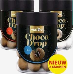 Venco Choco D'rop 70% korting bij Etos