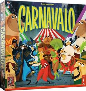 Carnavalo Bordspel 999 Games @Big Bazar