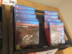Verschillende PS4 games voor 4,99 + FIFA standaard voor 30euro @AH Sarphatistraat 141 Amsterdam