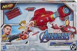 NERF Power Moves Marvel Avengers Iron Man