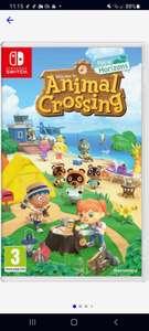 Switch Animal Crossing Horizons