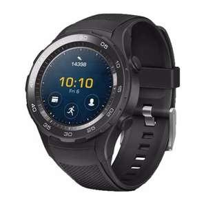 Huawei Watch 2 Sport Black smartwatch € 104,95 @belsimpel, elders v.a. € 195,-