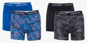 Bjorn Borg heren boxershorts 2-pack [maat S // XXL]
