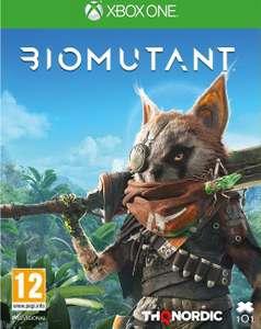 [VPN] Biomutant (Xbox)