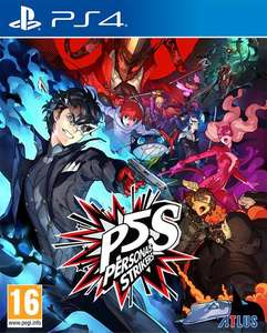 Persona 5 Strikers Limited Edition (PS4, Duitse versie)