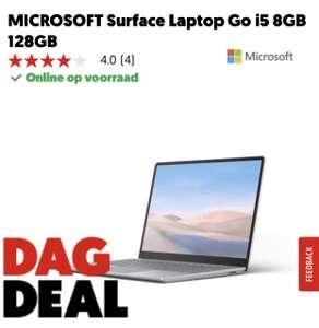 Dagdeal MICROSOFT Surface Laptop Go i5 8GB/128GB