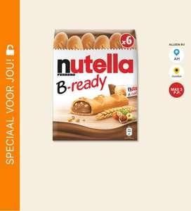 [Persoonlijk] Nutella B-ready